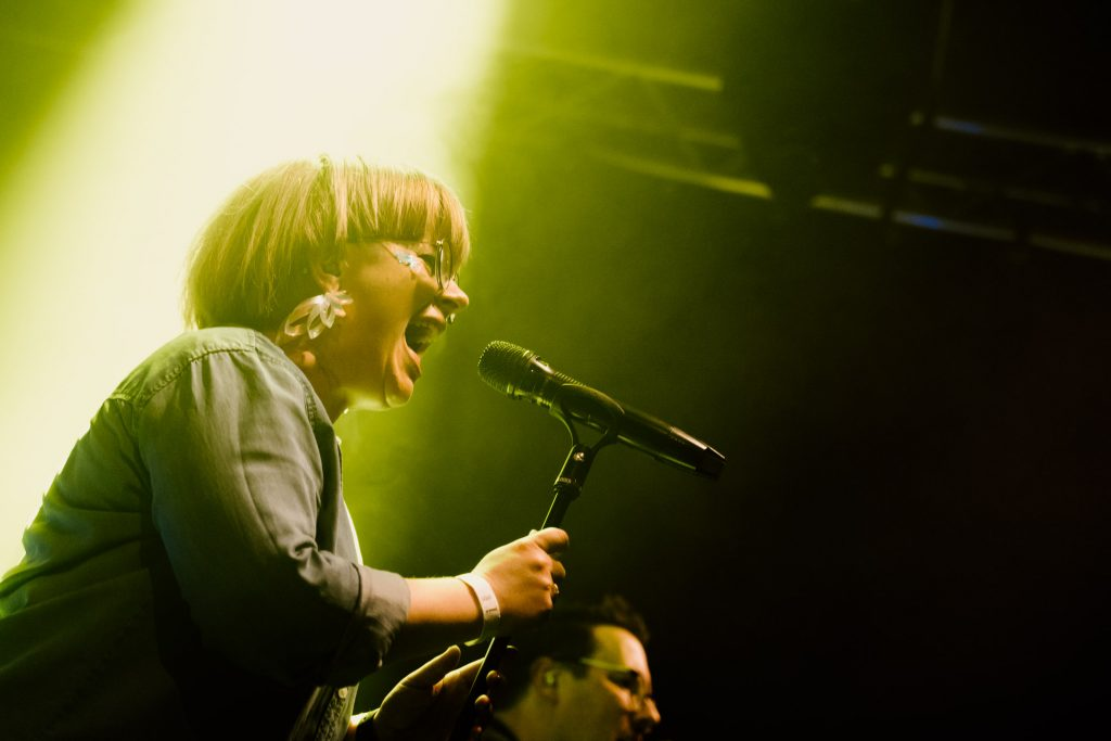 Hit it Live optræder til Tavlen Festival